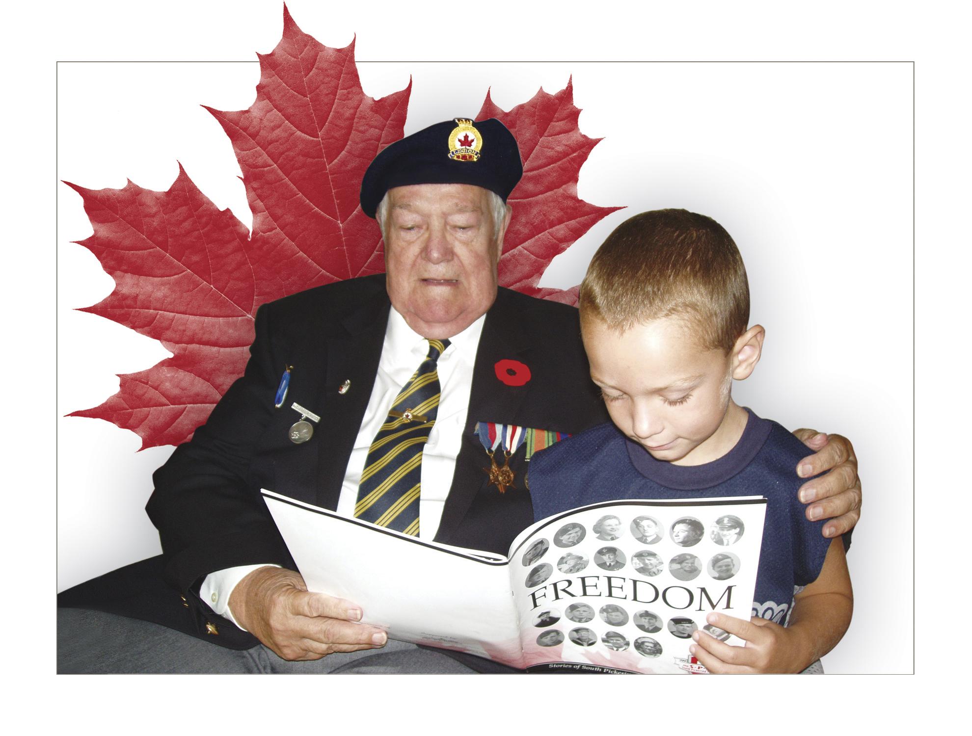 royal canadian legion poppy manual