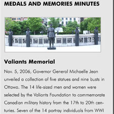 Valiants Memorial
